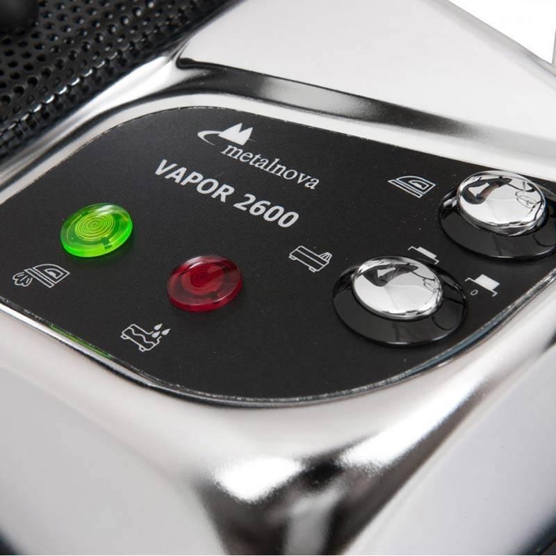 Парогенератор с утюгом Metalnova Vapor 2600